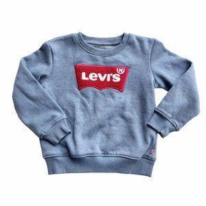 Levi's Logo Pullover Sweatshirt